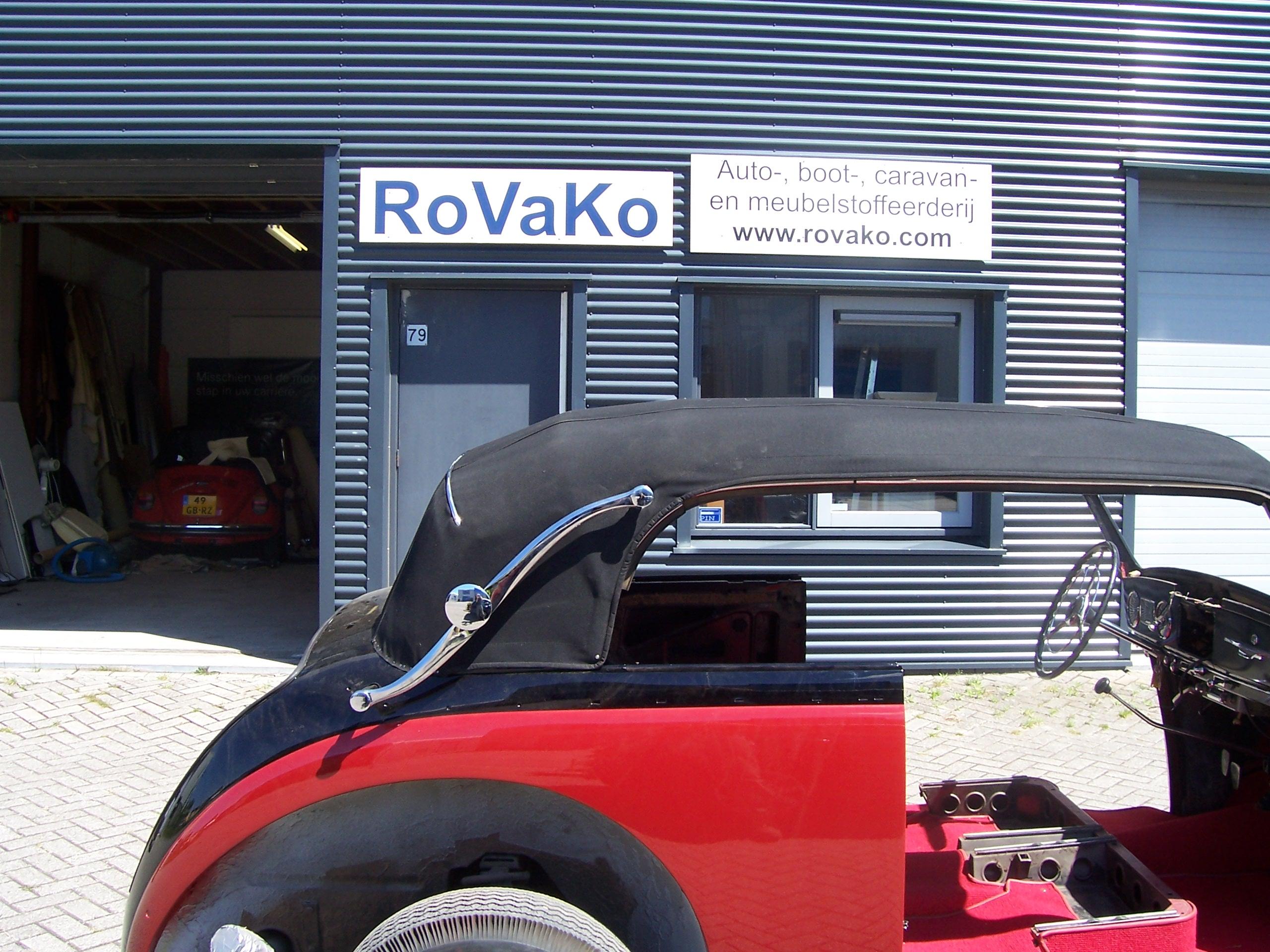 Rovako Autobeklederij