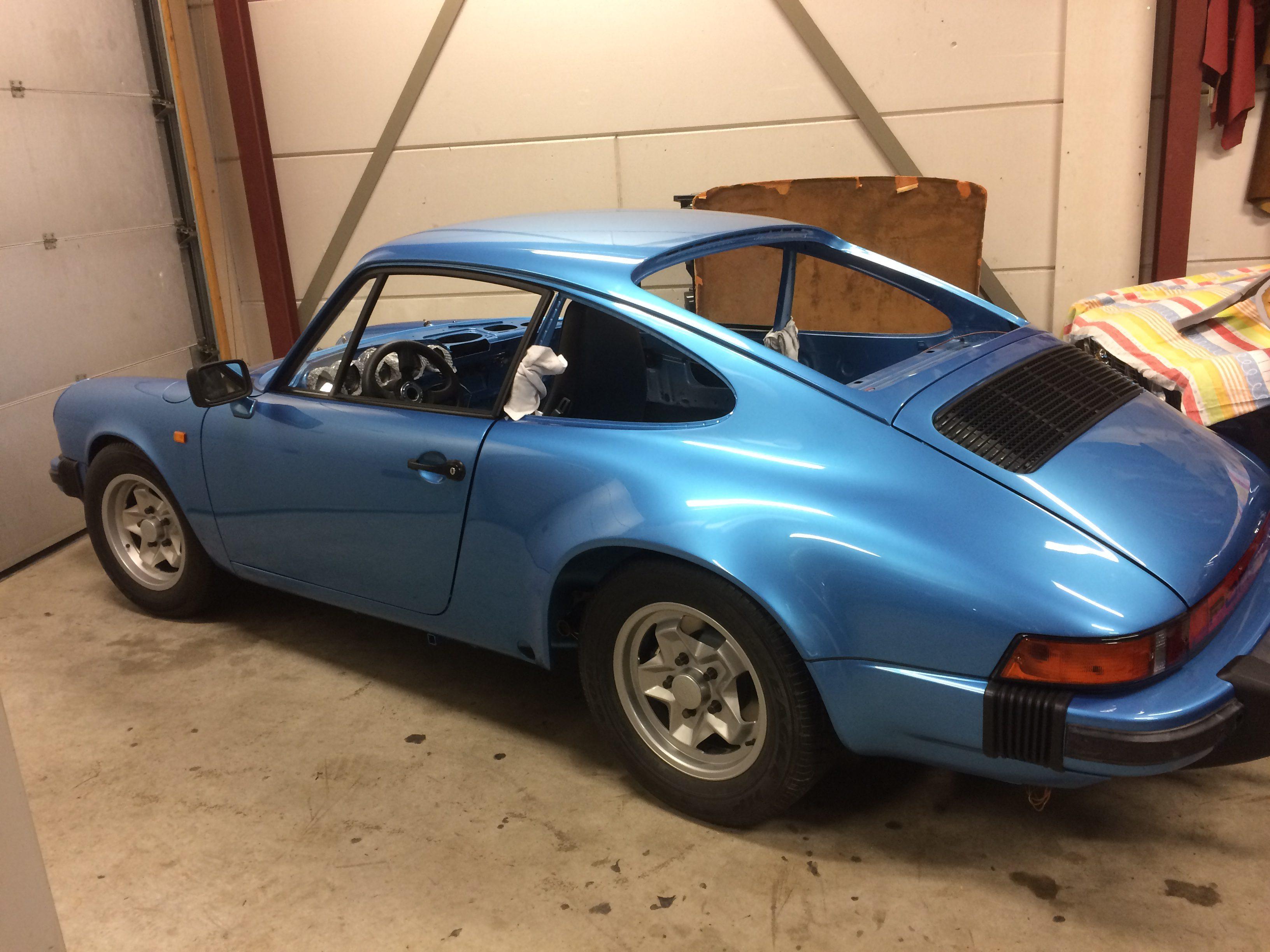 Porsche Sc 1983 coupe