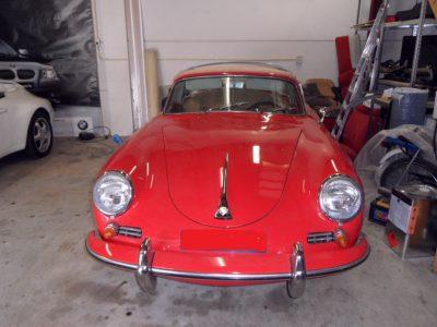 Porsche 356 b cabrio